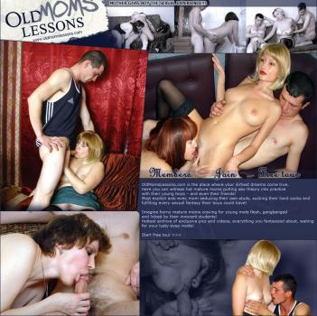 OldMomsLessons (SiteRip) Image Cover
