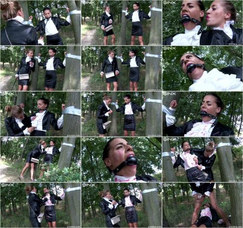 Cute Brunette Made A Slave And Pissed On [FullHD 1080P]