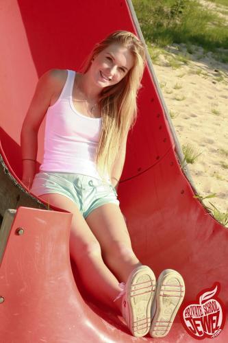 Privateschooljewel  048. Slide ride privateschooljewel 07130