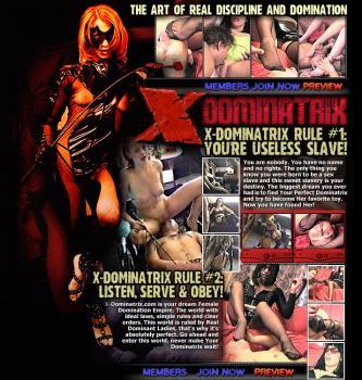X-Dominatrix (SiteRip) Image Cover