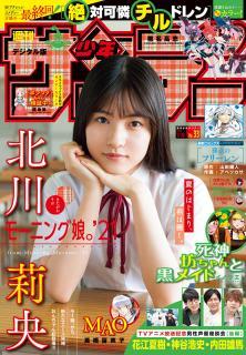 Weekly Shonen Sunday 2021-33 (週刊少年サンデー 2021年33号)
