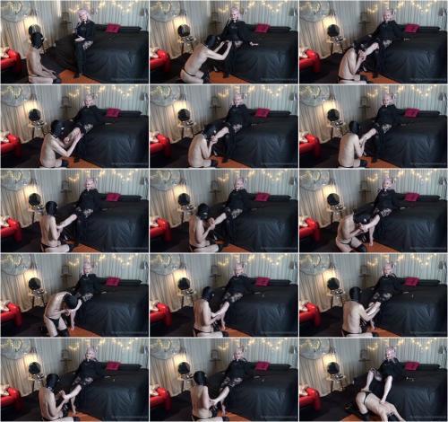Miss Kim Rub - Foot Worship And Massage [HD 720P]