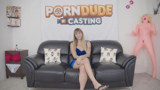 Porn Dude Casting - Angel Youngs