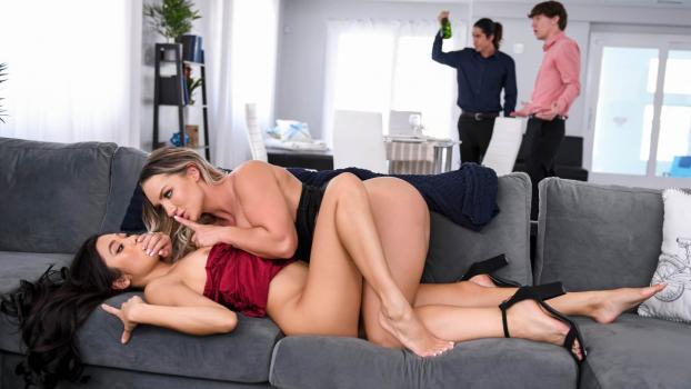 Hot And Mean - Cali Carter & Vina Sky