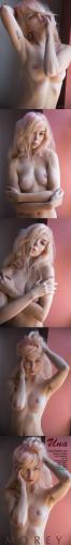[MoreySudio] Una - Photoset A3 sexy girls image jav